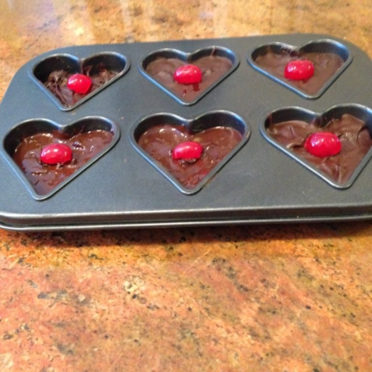 Valentine's Chocolate Treats for those with Food Allergies